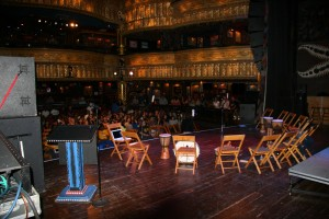 On stage performance with Unum. House of Blues Chicago.